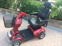 Grand tourer free rider mobility scooter