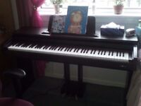 For sale a good condition daewoo digital piano