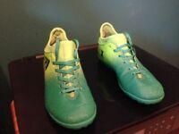 Junior adidas Kids X 16.3 TechFit Astro Football trainers