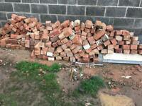 Reclaimed Mapperley bricks. LAST CHANCE. Going to reclaims yard next week!