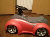 Ride on CAR (RED Colour)