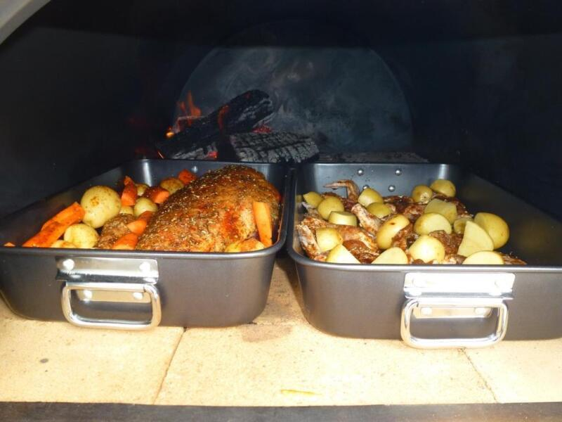 Roasts and roast veggies