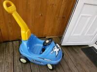 Push buggy