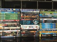 Over 40 plus dvds and 4 boxsets
