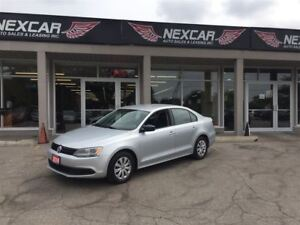 2014 Volkswagen Jetta 2.0L TRENDLINE 5 SPEED BASIC POWER WINDOWS