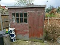 Garden shed 7x6ft Acton London
