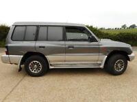 Mitsubishi Shogun 2.8 tdi Auto 79,000 Mls 7 Mths MOT Spares / Repairs Driveaway