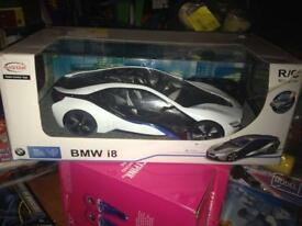 Bmw i8 remote control car