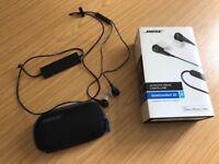 Bose QuietComfort - QC20 headphones for Iphone - BLACK