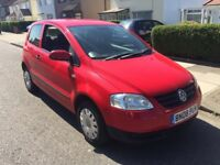 VW FOX 1.2 PETROL 2008 CAR FOR SALE IN LONDON