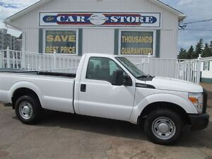 2012 Ford F-250 SUPER DUTY!! 6.2L V8!! RWD!! AIR!! ONLY 118000KM