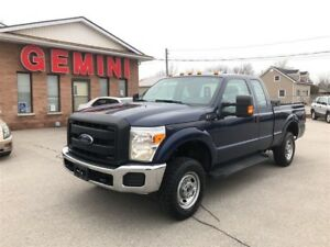 2012 Ford F-250 XL 4x4 Extended Cab