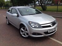 (57) Vauxhall Astra sri 1.8 140 bhp , finance available ,mot - June 2017 , service history , focus.