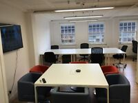 Prime location affordable private office space in Farringdon / Clerkenwell