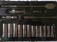 BRAND NEW SNAP ON RATCHET SET