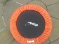 Trampette / rebounder pro fitness (first come first serve)