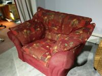 Large Comfy Armchair