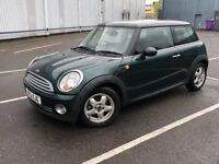 2010 MINI COOPER 1.6L PETROL 1 YEARS MOT FULL SERVICE HISTORY IMMACULATE CONDITION