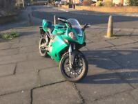 Derbi gpr 125 2 stroke 2t sports bike 125cc