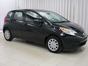 2016 Nissan Versa AN EXCLUSIVE OFFER FOR YOU!!! SV NOTE 5DR HATC