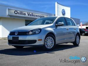 2013 Volkswagen Golf HEATED SEATS, AIR CONDITIONING, 2.5L ENGINE