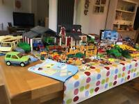 Huge bundle of Playmobil. Loads of sets including farm