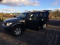 07 nissan pathfinder diesel 7 seater , trade in welcome