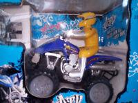 Radio controlled car (Blue)