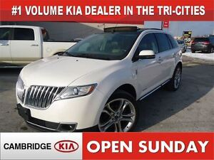 2013 Lincoln MKX LIMITED / NAV / ROOF / 77KM