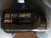 Panasonic SD9D video camera