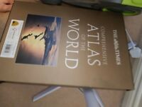 The Times Atlas of the world giant book