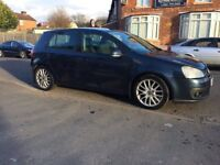 VOLKSWAGEN GOLF GT TDI (A3, GTI, VRS) CHEAP DIESEL CAR