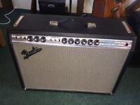 1968 Fender Vibrolux Blackface Spec Mint