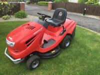 "RIDE ON LAWNMOWER AL-KO 32"" Cut"