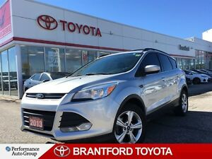 2013 Ford Escape SE, FWD, Leather, Sunroof, Navigation, One Owne