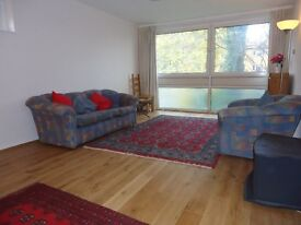 Spacious and bright 2 double bedroomed 1st floor apartment. Set within 7 minutes walk(approx) of Hig