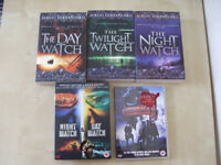 Book + DVD Bundle for The Night Watch Triology by Sergei Lukyanenko