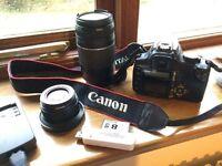 Canon EOS 350D digital camera