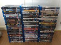 85 Blu Ray Movies