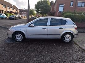 2007 Vauxhall Astra 1.6 Petrol 11 Months MOT and still taxed
