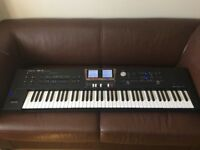 Roland BK9 Backing Keyboard in AS NEW condition, 76 Keys
