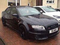 2006 Audi rs4 black,Audi,rs4,cat d,