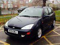 Ford Focus Zetec 51 plate 2002 Just Serviced Great Drive FSH