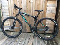 Trek adults mountain bike
