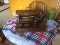 Sowing machine original singer