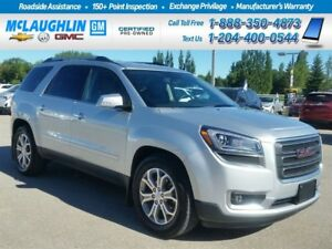 2015 GMC Acadia *REM ST *HTD LTHR *BACK UP CAM *BLUTOOTH *AWD