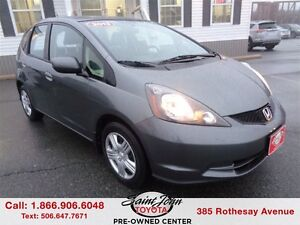 2013 Honda Fit LX $110.76 BI WEEKLY!!!