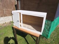 Breeding enclosure suitable for smaller Birds, Finches Canaries Budgies etc.
