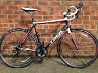 Trek one series road bike