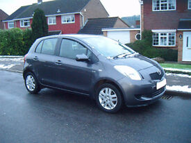 Toyota Yaris 1.4 D-4D Auto. FSH. Will have new MOT
